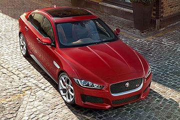 豪華中型房車再添悍將 Jaguar XE 正式現身