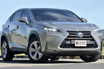 德日高級品牌中型豪華 SUV》Lexus NX 300h