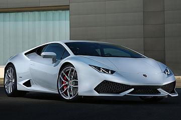 超熱銷!Lamborghini Huracán 上市 10 月賣 3000 台