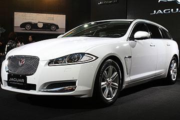 限量 40 部 Jaguar XF Sportbrake 首度登台