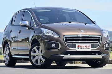 柴油 Crossover 正流行》Peugeot 3008 e-HDi 試駕