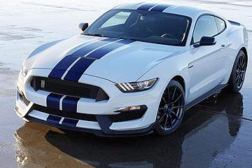 眼鏡蛇上馬 Ford 發表 Shelby GT350 Mustang