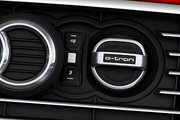 與 Tesla 抗衡 Audi 開發新款純電動車