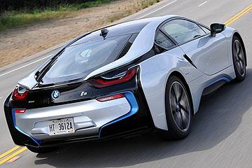 供不應求!BMW I8 交車得等上 18 個月
