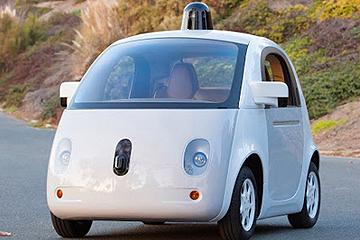 全自動小可愛! Google 自動駕駛原型車再進化