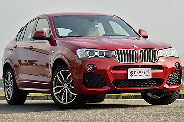 德國個性化 Turbo 動力 SUV》BMW X4 xDrive35i