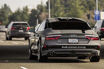 自動駕駛 550 英哩長征!Audi 於 CES 上演示最新自駕技術