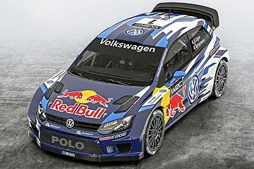 極致輕量化!Volkswagen 發表 2015 POLO R WRC 戰車