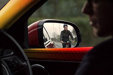 開車門提心吊膽?Bike Sense 幫你看見路上的騎士