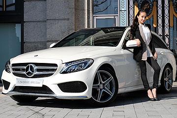 實用主義,Mercedes-Benz 正式引進 C-Class Estate