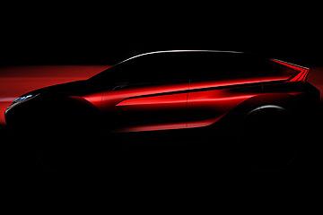 新潮又節能!Mitsubishi PHEV 跨界概念車將於日內瓦亮相