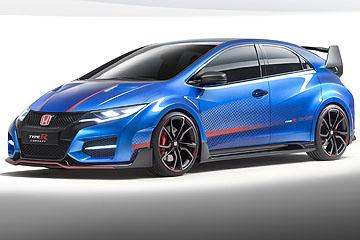 終於來了!Honda Civic Type R 將在日內瓦車展亮相