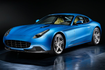 Ferrari F12 Berlinetta Lusso 工作室打造地中海悠揚馬王!