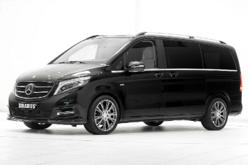 Mercedes-Benz V250 BlueTEC 奢華視聽Brabus操刀