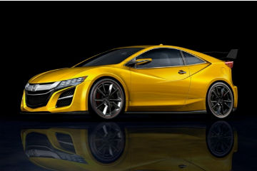 樂趣上等!Honda CR-Z 將搭載 Civic Type-R 引擎?