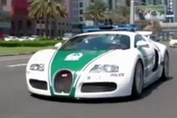 杜拜警方真的太Over! 又添購BMW i8當警車