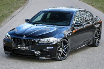 牛馬蛙靠邊閃 G-Power爆改BMW M5動力直逼740hp