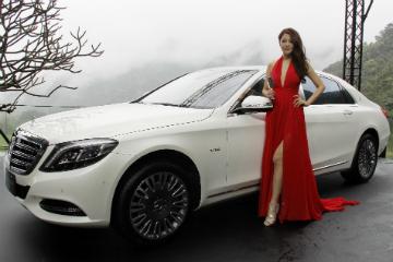 賓士王登基  Mercedes-Maybach S-Class 台灣正式發表