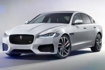 新世代樣貌呈現  新一代 Jaguar XF 倫敦登場