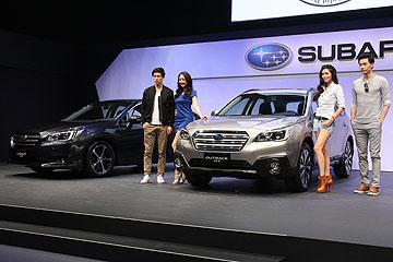 改頭換面質感精進,Subaru Legacy & Outback 改款上市