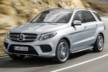 更名後正式露面 Mercedes-Benz GLE-Class 紐約登場