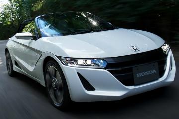 Honda S660 敞篷本田魂小跑車 日本正式發表