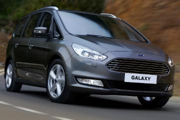 S-MAX 老大哥 新一代 Ford Galaxy 七人座MPV登場