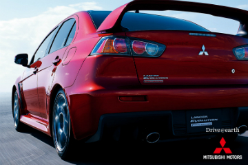 真的要停產了! Mitsubishi Lancer Evolution Final Edition 日本千輛最終版
