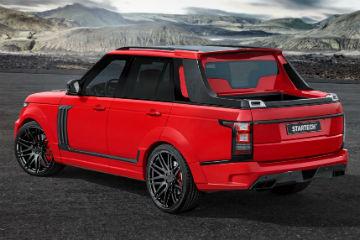 Startech 妙手改造  超奢華 Range Rover 皮卡!