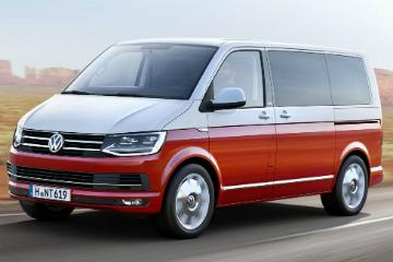 福斯 Volkswagen T6 發表  新世代質感大幅精進!