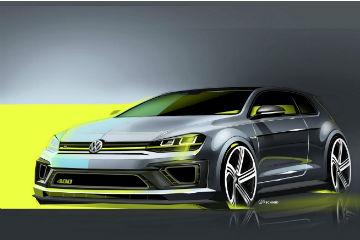超過 400 匹最大馬力!  Volkswagen Golf R400 即將導入量產
