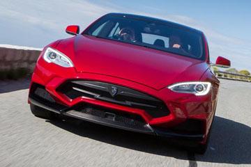 電動車也能改?Tesla Model S 動力暴漲 200 匹