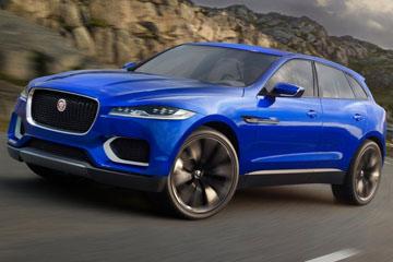 積極搶進 SUV 市場,Jaguar 再推休旅車型 J-PACE