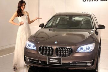 新增 70 萬配備,BMW 推出 740Li Grand Edition 珍稀典藏版
