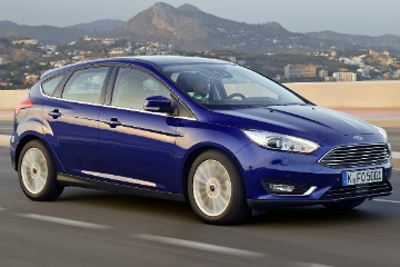 Ford 小改款 Focus 年底登台  變速箱新增六速自排設定!