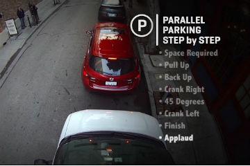 沒那麼難!6 步驟簡單學會路邊停車