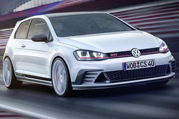 火力追加!Volkswagen Golf GTI Clubsport 概念搶先看