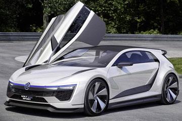 超未來阿斯拉內裝!Volkswagen 推出 Golf GTE Sport 概念車