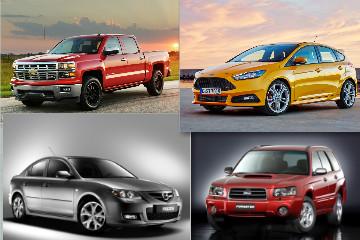 10 款最保值汽車品牌排行榜  第一名居然是...?