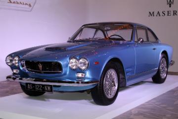 承先啟後的 GT 靈魂  1963 Maserati Sebring 3500 GT 台灣現身