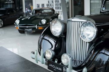 Jaguar 80 周年慶典  傳奇經典車款同場亮相