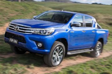 機動戰鬥力十足!  新一代 Toyota Hilux 泰國登場