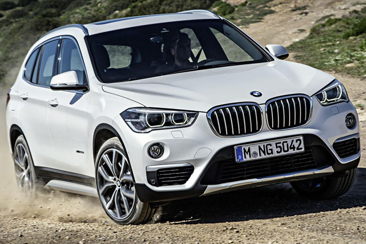 確定標配前輪驅動!BMW X1 大改款亮相