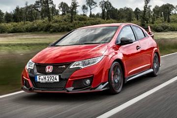 鋼砲魂不死!  新一代 Honda Civic Type R 第二季歐洲開賣