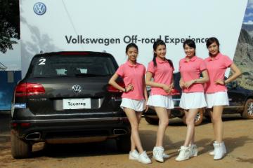 展示強大越野戰力! Volkswagen Touareg 台中越野體驗