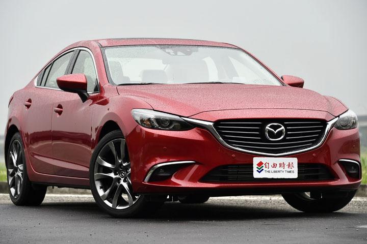 國內日系柴油房車唯一選擇!Mazda6 SKY-D 小改款試駕