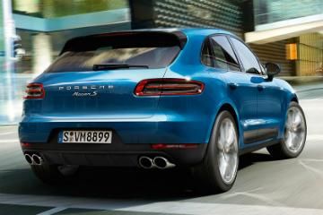 山寨車再一發! 中國眾泰汽車 T700 向 Porsche Macan 致敬