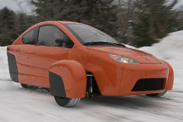超節能雙人座三輪車 Elio P5 將在 2016 年開賣!