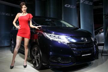 和風豪華七人座  Honda Odyssey 正式發表!