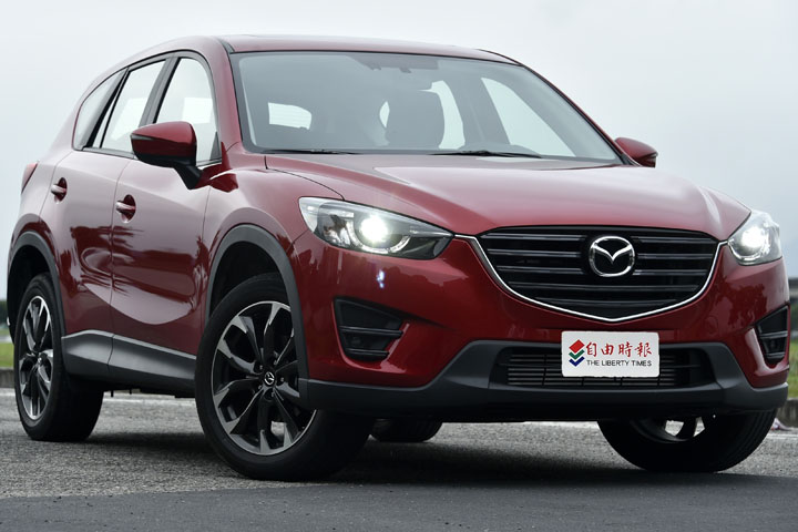 暢銷日系柴油 SUV 小改款,Mazda CX-5 SKY-D AWD 試駕
